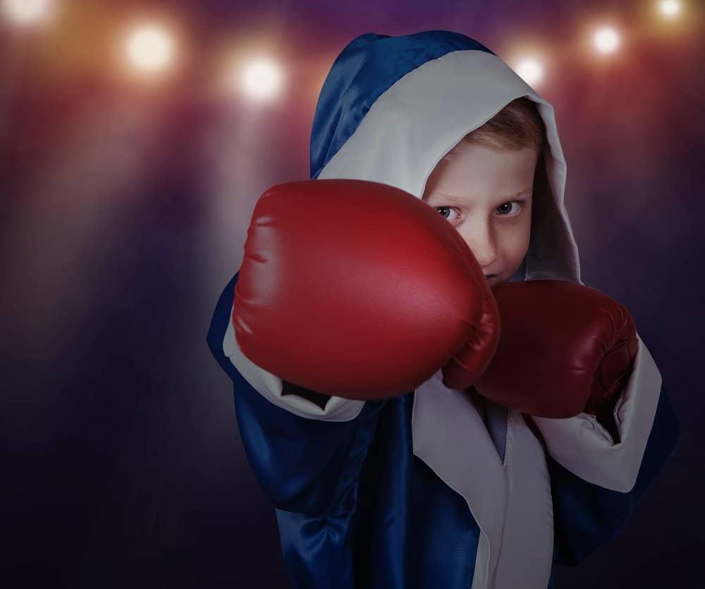 Quel est le meilleur âge pour commencer la boxe?