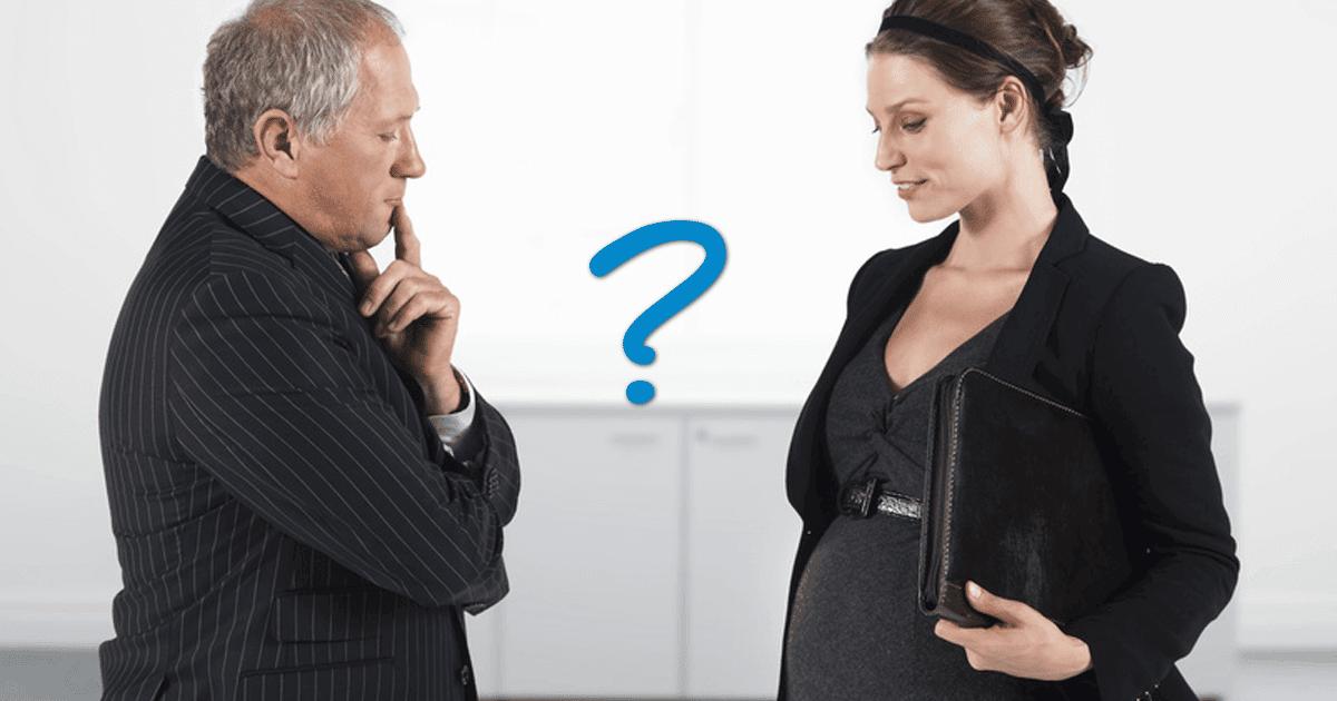 Quand le futur père doit-il en informer son employeur?